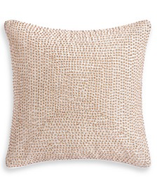 "Hotel Collection Classic Jardin 16"" x 16"" Decorative Pillow, Created for Macy's"