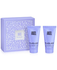 Choose your FREE 2-Pc. gift with any $100 purchase from the Mugler women's fragrance collection