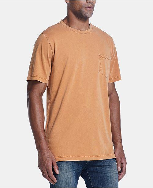 Weatherproof Vintage Men's Garment Dyed Pocket T-Shirt