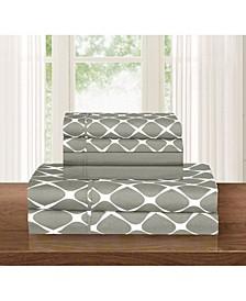 Bloomingdale 6-Piece Wrinkle Free Sheet Set Full