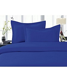 1500 Thread Count Egyptian Quality Luxurious Silky - Soft Wrinkle Free 3-Piece Duvet Cover Set, King/Cali King