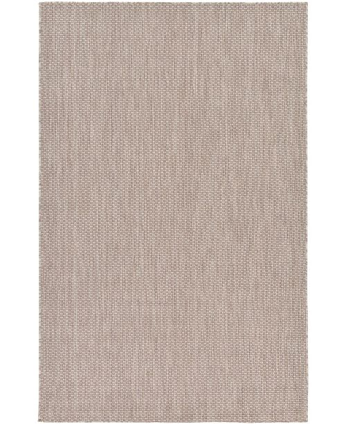 Bridgeport Home Pashio Pas6 Beige 5' x 8' Area Rug