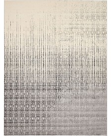 Bridgeport Home Lyon Lyo2 Gray 10' x 13' Area Rug