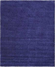 Uno Uno1 Navy Blue 8' x 10' Area Rug