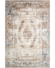 "Bridgeport Home Odette Ode6 Beige 10' x 14' 5"" Area Rug"
