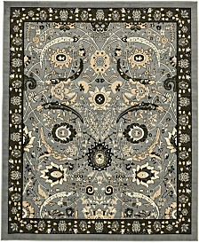Bridgeport Home Aelmoor Ael1 Light Gray Area Rug Collection