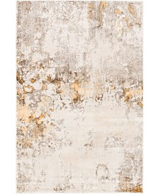 Bridgeport Home Haven Hav1 Beige 5' x 8' Area Rug