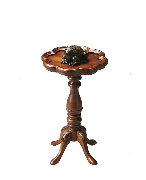 Butler Specialty Butler Whitman Burl Scatter Table