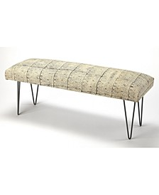 CLOSEOUT! Butler Ansel Upholstery Bench