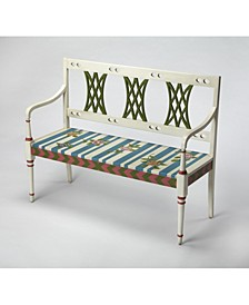 CLOSEOUT! Butler Fawcett Wonderland Bench
