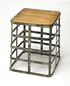 CLOSEOUT! Butler Gantry End Table