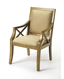 CLOSEOUT! Butler Harcourt Cappuccino Chair