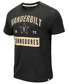 Colosseum Men's Vanderbilt Commodores Team Patch T-Shirt