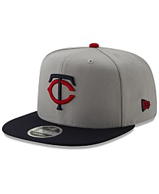 New Era Minnesota Twins Side Sketch 9FIFTY Cap