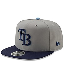 Tampa Bay Rays Side Sketch 9FIFTY Cap
