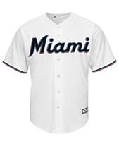 32632a055 Majestic Little Boys Miami Marlins Blank Replica Cool Base Jersey