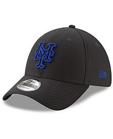 New Era New York Mets Graphite Pop 39THIRTY Cap