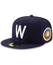New Era Washington Senators World Series Patch 59FIFTY Cap
