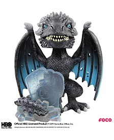 Forever Collectibles Milwaukee Brewers Game Of Thrones Ice Dragon Bobblehead