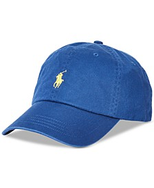 Men's Pony Logo Hat