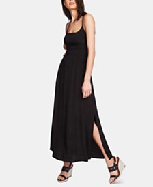 1.STATE Cinched Maxi Dress