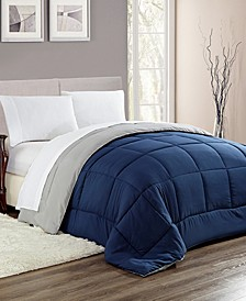 Chelsea Reversible Down Alternative Twin Comforter