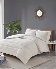 Madison Park Amaya 3-Pc. Cotton Seersucker Bedding Sets
