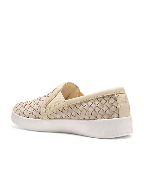 cole haan slip on sneakers
