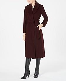 Belted Maxi Walker Coat