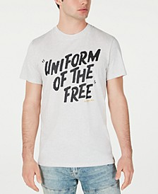 Men's Uniform of the Free T-Shirt, Created for Macy's