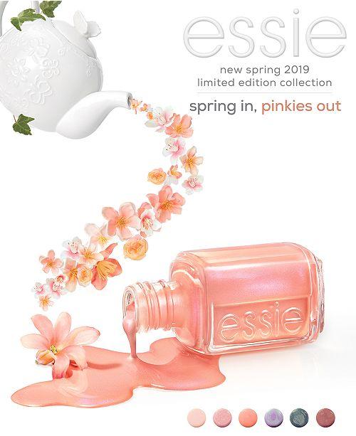 Essie Spring 2019 Collection