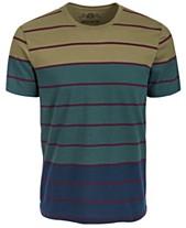 9e3cf4b94 American Rag Men's Striped Pocket T-Shirt, Created for Macy's