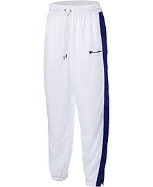 Champion Men's C-Life Mesh Warm-Up Pants