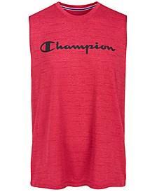 Men's Double Dry Sleeveless T-Shirt
