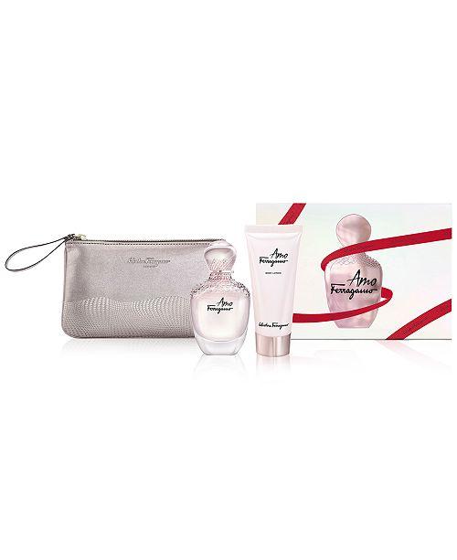 Salvatore Ferragamo 3-Pc. Amo Ferragamo Eau de Parfum Gift Set
