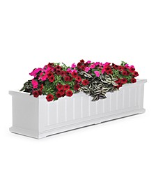 Cape Cod 4' Window Box