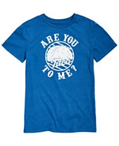389a7b07 Epic Threads Big Boys Are You Taco To Me T-Shirt, Created for Macy's