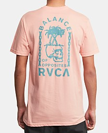 RVCA Men's Bad Palms Graphic T-Shirt
