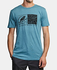 RVCA Men's Tweet Tweet Graphic T-Shirt