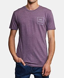 RVCA Men's Segment Logo Graphic T-Shirt
