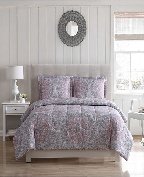 Ellison First Asia Glenmore Reversible 3-Pc. Mini Comforter Sets