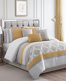 CLOSEOUT! Winchester 7-Pc. King Comforter Set