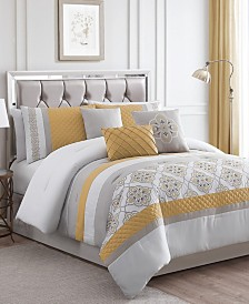 Winchester 7-Pc. California King Comforter Set