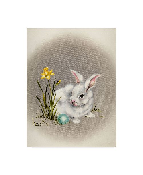 "Trademark Global Peggy Harris 'Spring Is Ear' Canvas Art - 14"" x 19"""