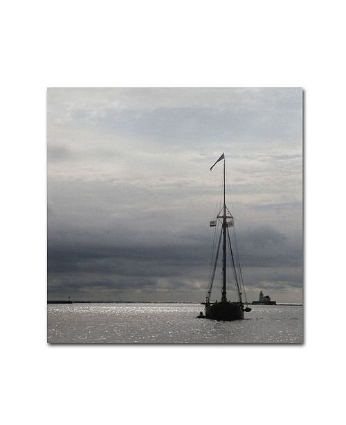 "Trademark Global Monica Fleet 'Legendary Dream' Canvas Art - 18"" x 18"""