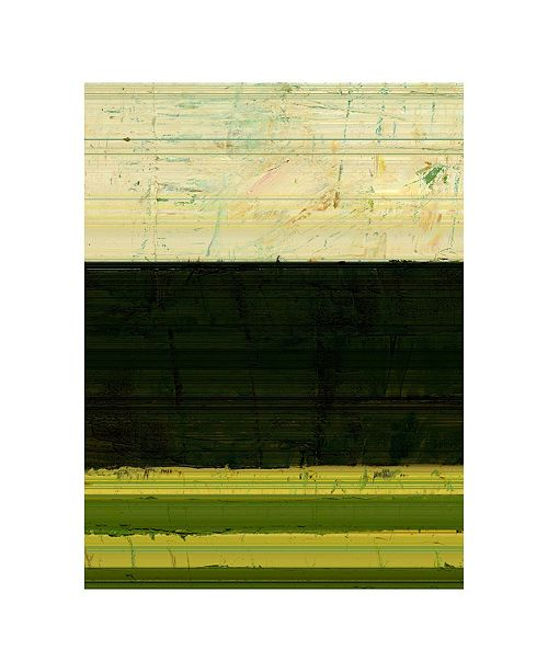 "Trademark Global Michelle Calkins 'Landscape II' Canvas Art - 47"" x 30"""