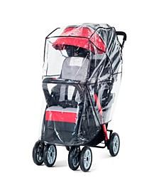 Duo Sport Stroller Rain Cover