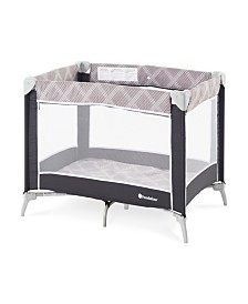 Sleep 'N' Store Portable Crib with Bassinet