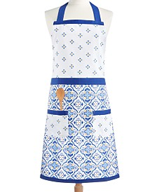 Martha Stewart Collection La Dolce Vita Apron, Created for Macy's