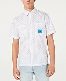Men's Prairie-Print Shirt